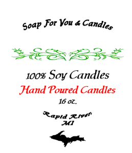 Candle-Soy